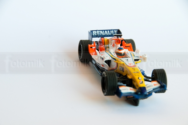 Scalextric F1 Renault